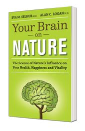 """""""Your Brain on Nature: The Science of Nicole's Pick---->Nature's Influence on Your Health, Happiness and Vitality""""- Selhub & Logan  >>>  Why I liked it: underscores the importance of nature to our health (especially the cognitive benefits) and discusses the detrimental impact of too much screen time!>>>>  Useful to read because: people can see the research for themselves into how nature vs. screen time affects their health - helps to motivate them to spend more time in nature!"""