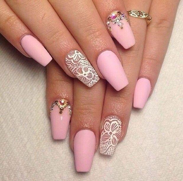 Acrylic Nail Designs - Fashion Beauty News