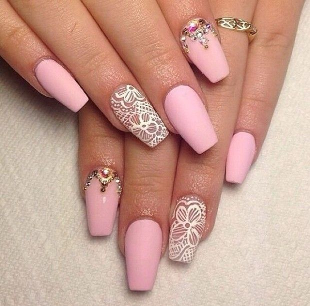 Acrylic Nail Designs - Fashion Beauty News