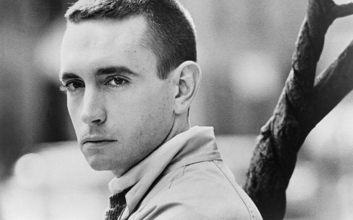 Edward Albee in 1961 Credit: REX // http://www.telegraph.co.uk/obituaries/2016/09/17/edward-albee-playwright--obituary/