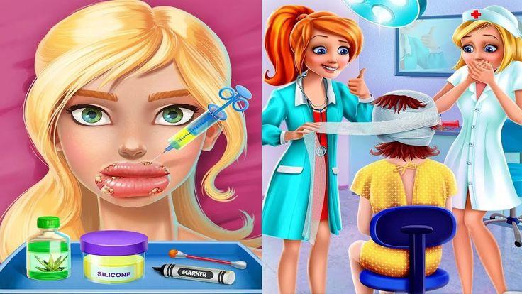 Fun Baby Doctor Game - Learn Play Fun Plastic Surgery Simulator - Games ...