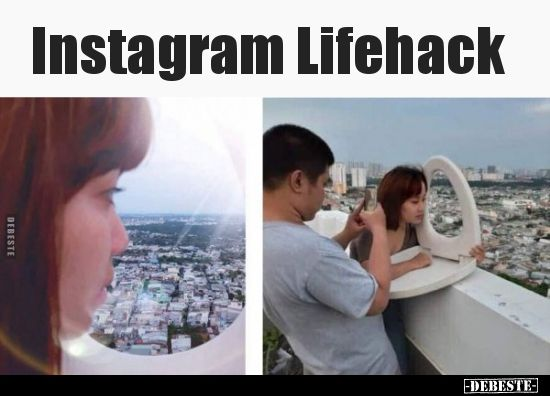 Instagram Lifehack ..