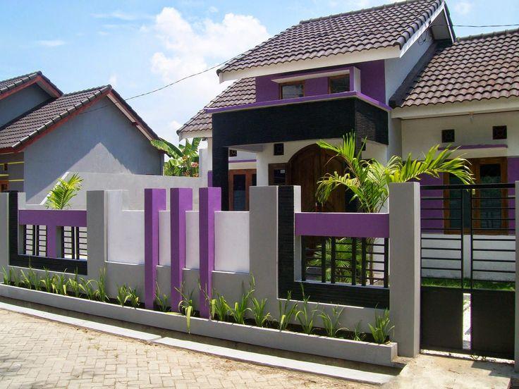 Warna-warna Cat Rumah Terkini di 2020 | Rumah minimalis ...