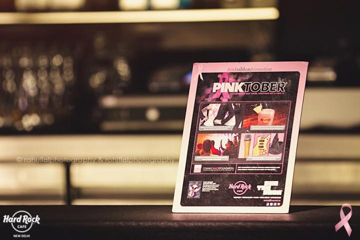 Pinktober Tent Card