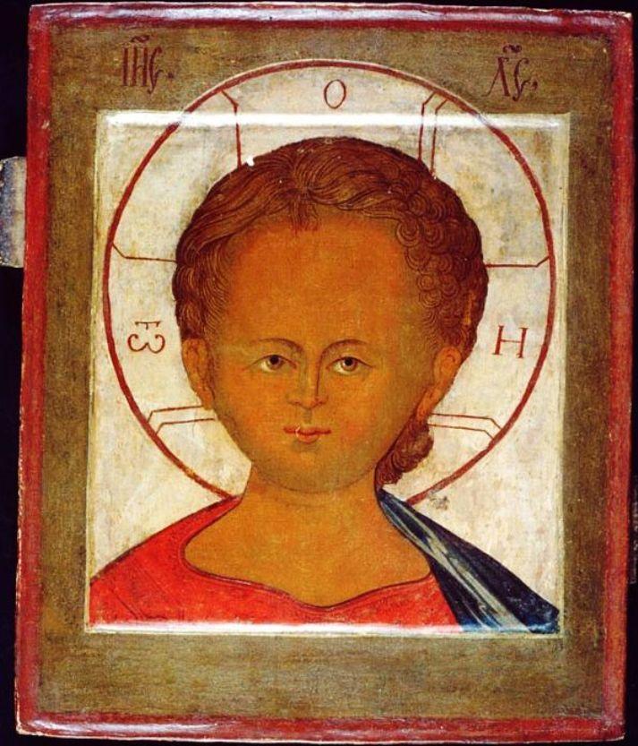 СПАС ЭММАНУИЛ. Центральная Россия. 1529 год
