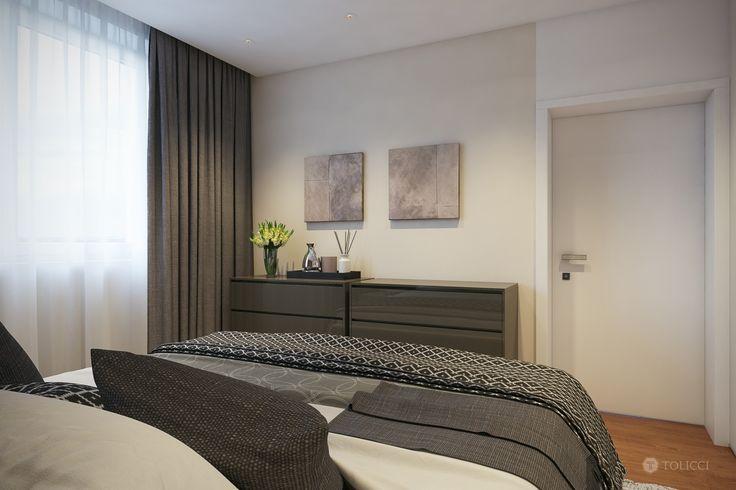 Hosťovská izba / Guest bedroom