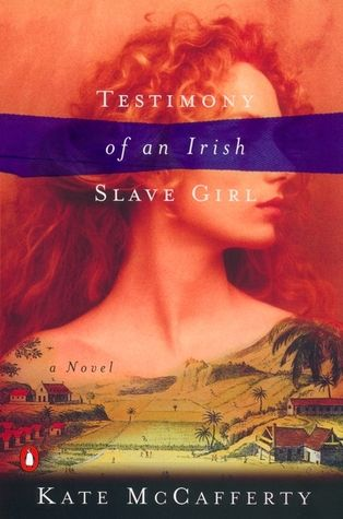 Testimony of an Irish Slave Girl. The Irish were used as slaves before the market for black people were up and running. Irish slavery ended in 1839, black in 1865. At one point white slaves made up 2/3's of all slaves in America. race had less to do with slavery and more to do with money and religion.