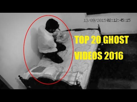 Top 20 Ghost Videos 2016 | Real Ghost Videos Caught On Tape | Scary Videos…