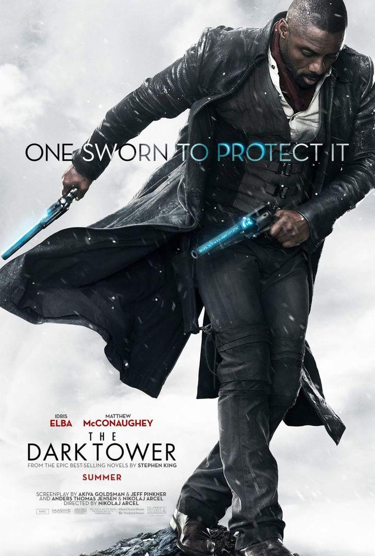 El tráiler de 'La Torre Oscura' ya está aquí.