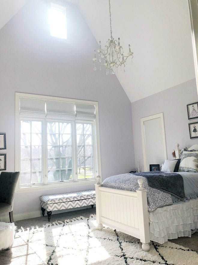 Stylish Ways To Decorate Bedroom Paint Ideas Red On This Favorite Site Light Purple Bedrooms Bedroom Paint Colors Master Girls Room Paint