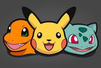 Pokemon Characters - How to Draw Pokemon Easy