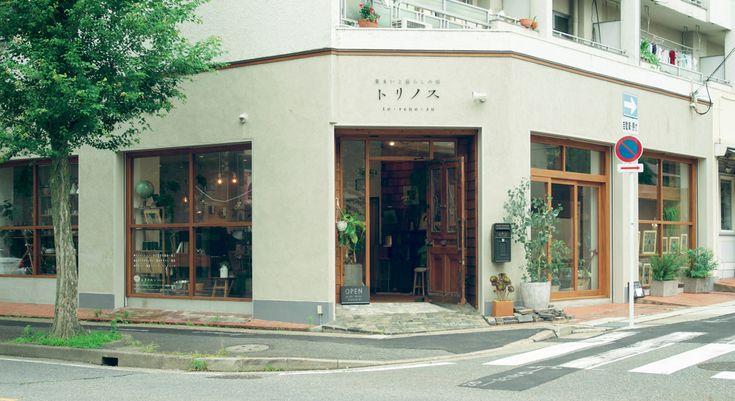 施工事例『巣まいと暮らしの店 トリノス』 | リノベーションは名古屋の一級建築士事務所アネストワン