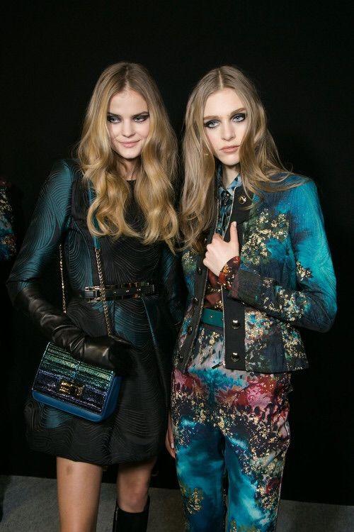 Image via We Heart It #eliesaab #fashion #kategrigorieva