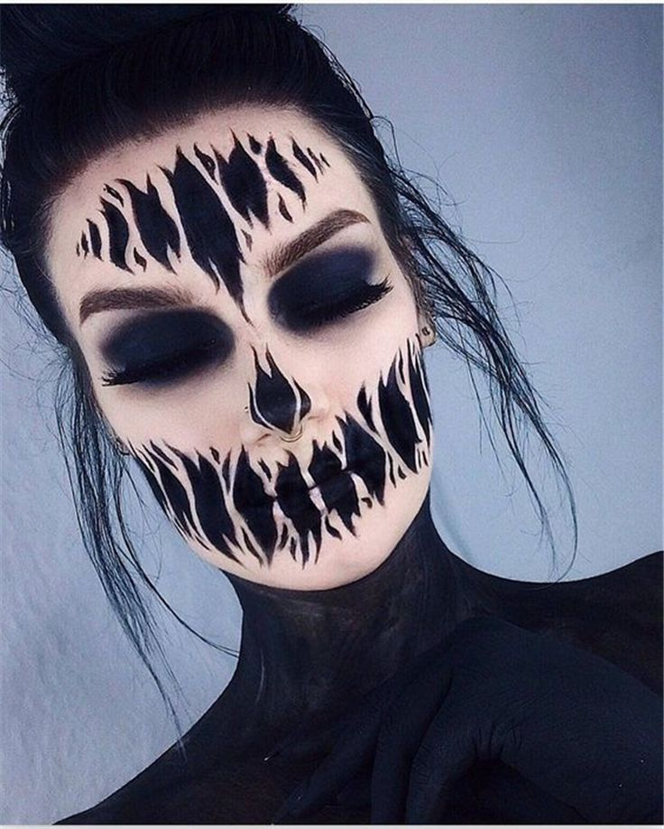 50 Enticing And Fabulous Halloween Make-up Concepts For Your Halloween Inspiration – Web page 29 of 50