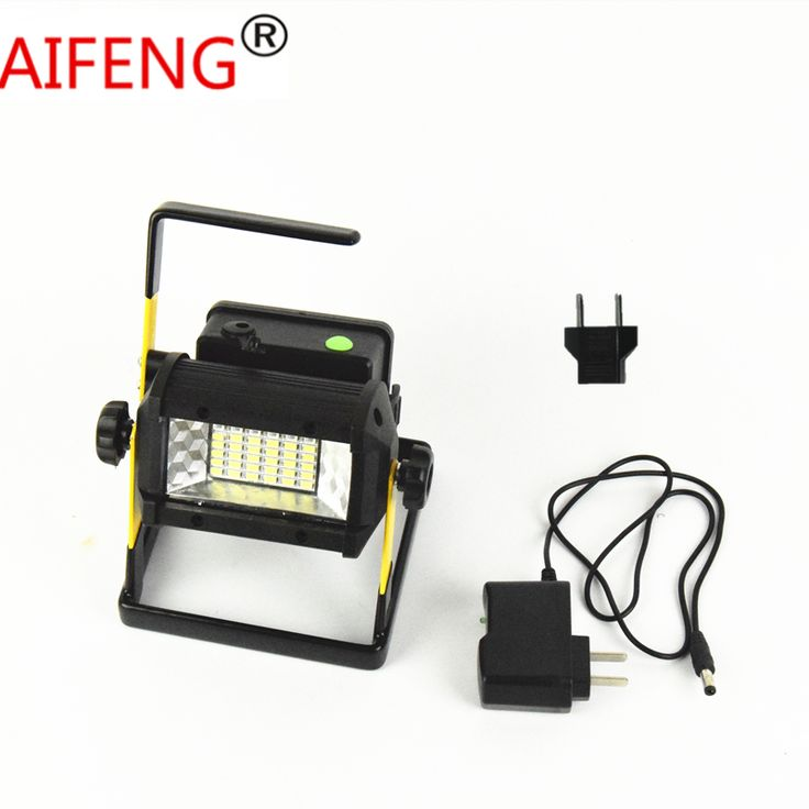 compare prices aifeng powerful portable spotlight 2400lm 50w hunting led spot light rechargeable #hunting #spotlights