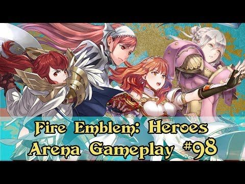 FE:H - Arena Gameplay - Season 22