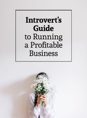 The Introverts Guide to Running a Profitable Business — Iterate Social