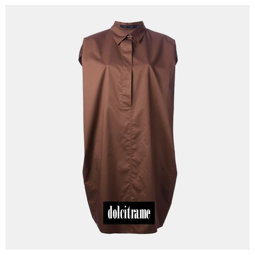 SOFIE D'HOORE shirt dress  Shop on dolcitrameshop.com #sofiedhorre #ss14 #newin #newarrivals #womenswear #womenstyle #ootd #dress
