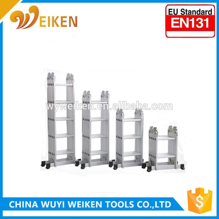 zhejiang aluminum multi purpose ladder, View multi purpose ladder, WECAN Product Details from Wuyi Weiken Tools Co., Ltd. on Alibaba.com