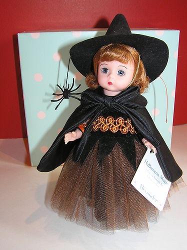 Madame Alexander Lillian Vernon Exclusive Quot Halloween Magic