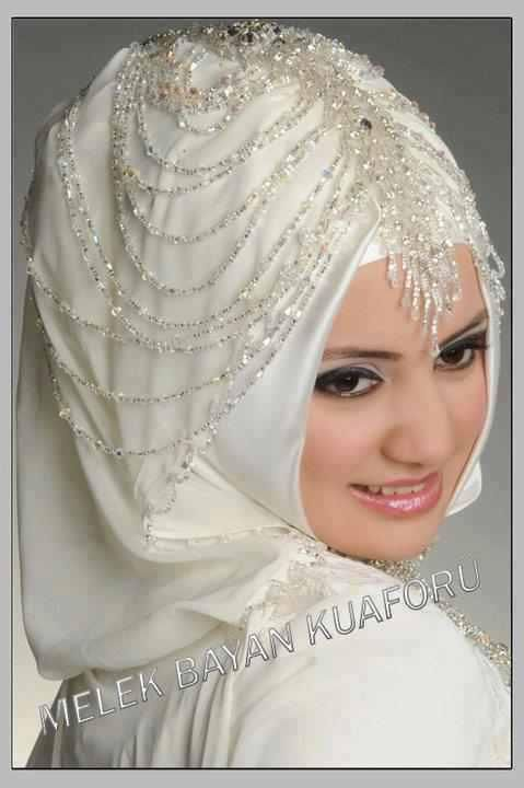 hijab wedding