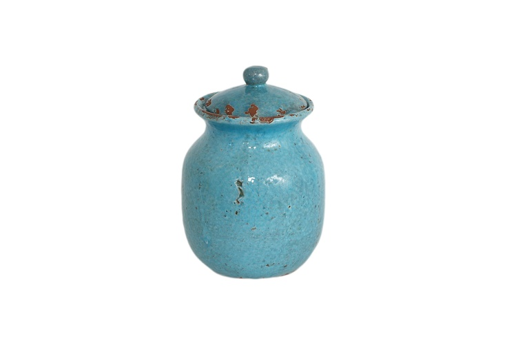 Turquoise Glazed Heirloom Jar, Large on One Kings Lane todayLane Favorite, Decor Ideas, Okl Today, Turquoise Glaze, Fun Piece, King Lane Bought, Heirloom Jars, Glaze Heirloom, Lane Today