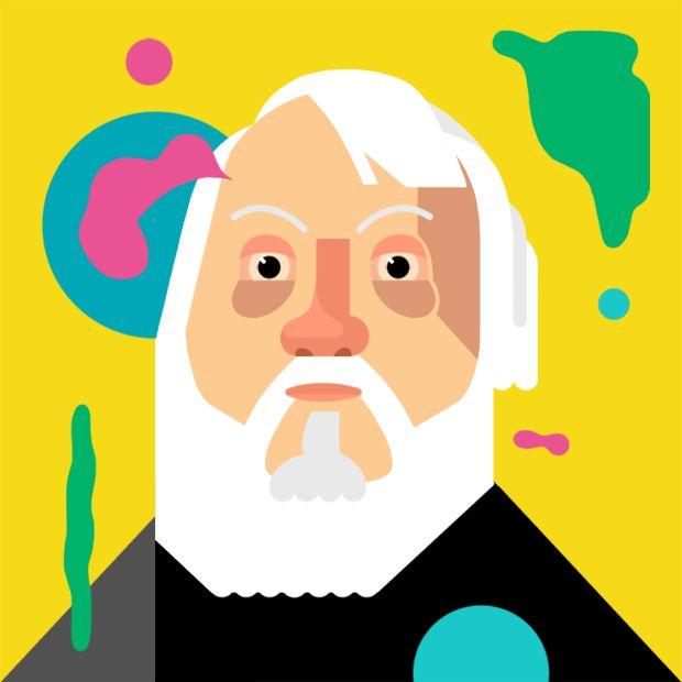Икона эпохи: Джон Балдессари, художник и преподаватель — Исследования на Look At Me #lam