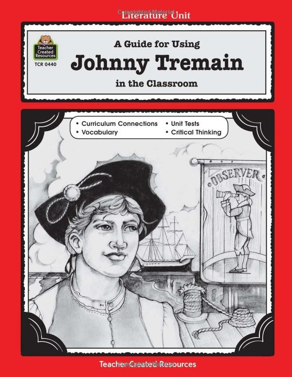a literary analysis of johnny tremain by esther forbes Johnny tremain, esther forbes this resource includes a brief synopsis of johnny tremain and a list of related texts also featured is a printable study guide that offers classroom activities, graphic organizers, and more.