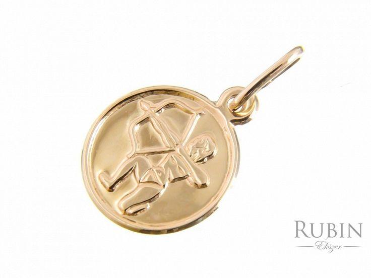 Nyilas horoszkóp arany medál