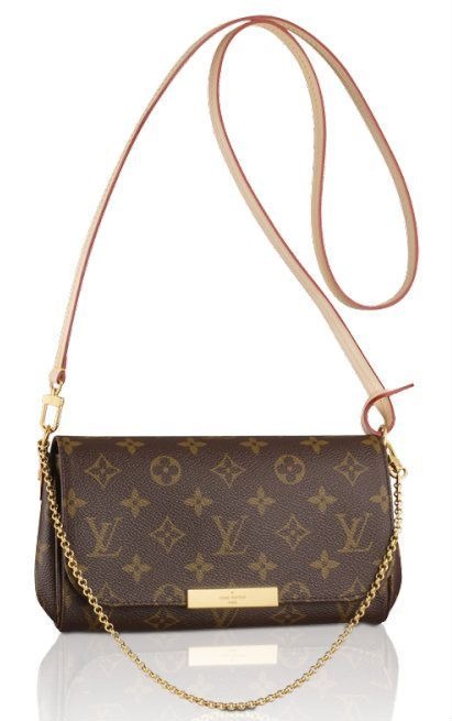 the classic monogram clutch - Louis Vuitton Favorite PM Clutch