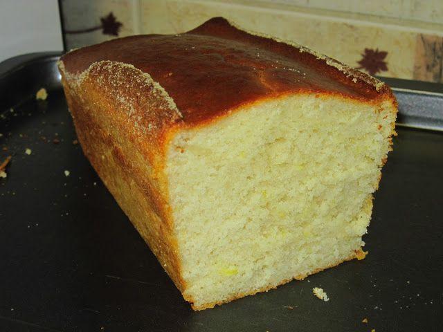 Ciasto Jogurtowe - Cytrynowe