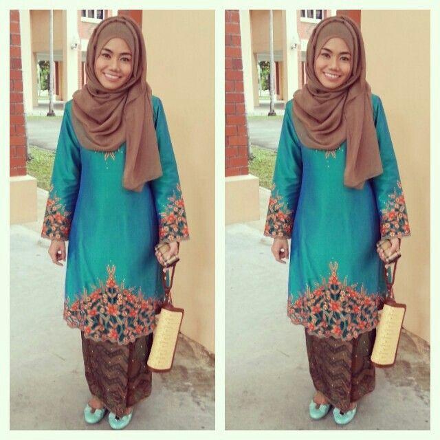A fortunate series of weddings. #hijabfashion