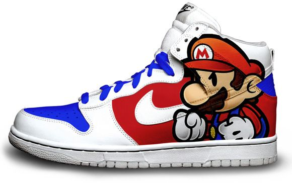 Super Mario Shoes I got some of these for my son for