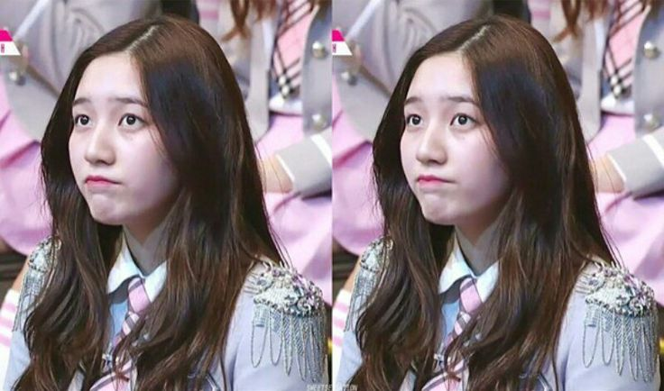 Please vote for her, she really want to debut