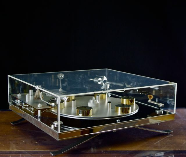 Transcriptor Turntable from '70s