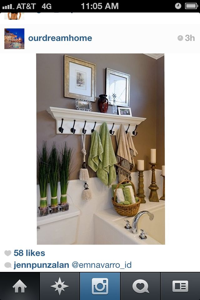 Image Result For Bathroom Towels