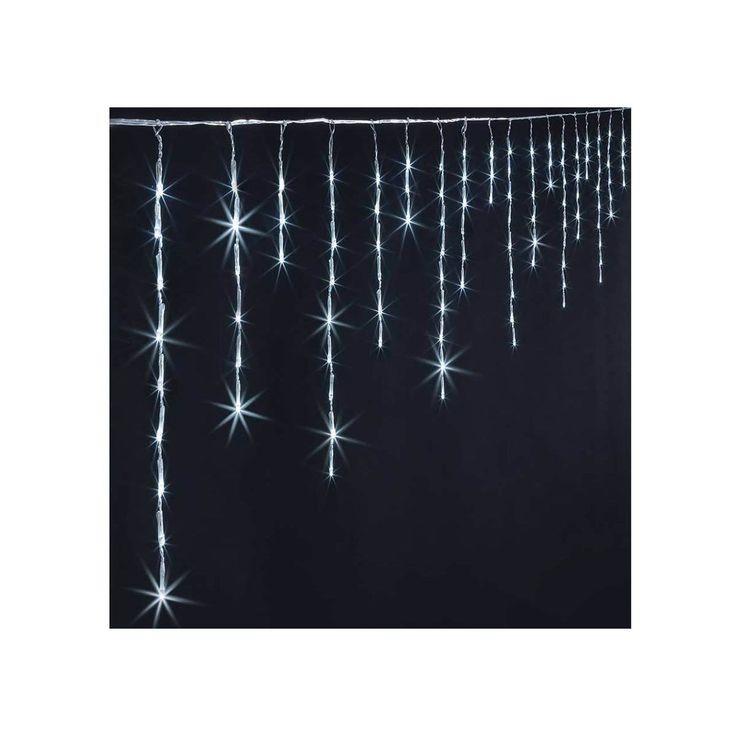 Guirlande lumineuse extérieur de Noël Rideau Flash 120 LED