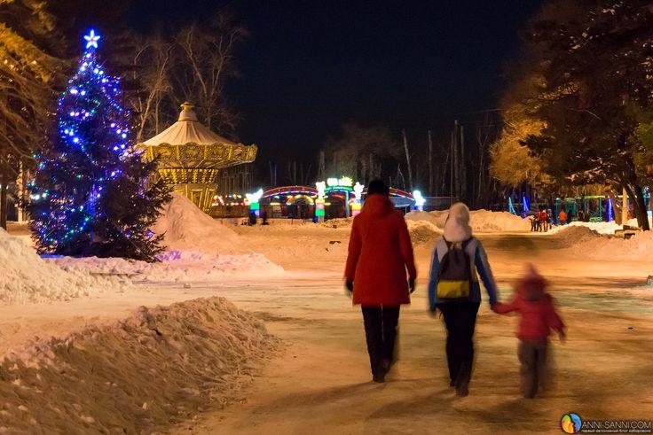 Хабаровск Новогодний | ANNI [&] SANNI