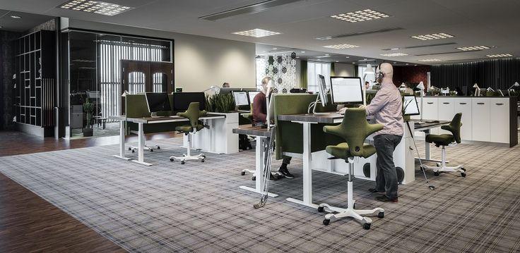HÅG Capisco Scandinavian design for your office #InspireGreatWork #design #Scandinavian #office