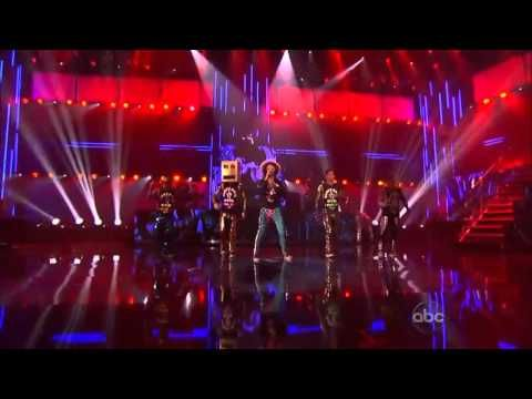 LMFAO - Party Rock Anthem / Sexy And I Know It ( Live @ American Music Awards ) [HD]