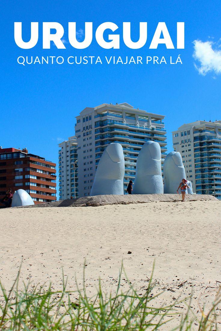 Quanto custa viajar pro Uruguai? Veja preços médios de alimentação, transporte, hotelaria e outros produtos e serviços em Montevidéu, Punta del Este e Colonia del Sacramento.