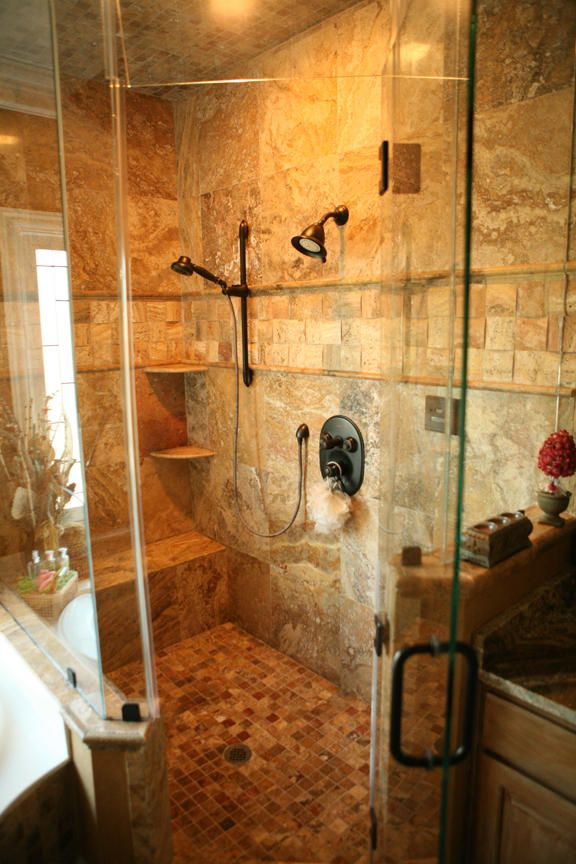 Best Scabos Travertine Images On Pinterest Bathroom
