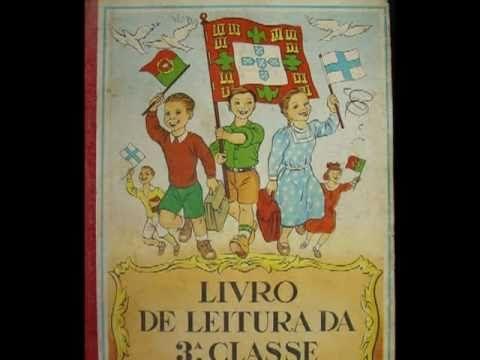 Livros da escola primária - 1