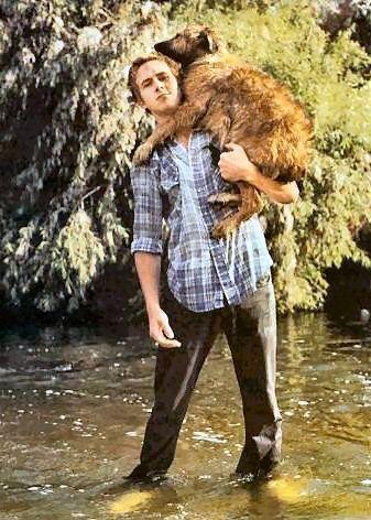 Ryan Gosling & George