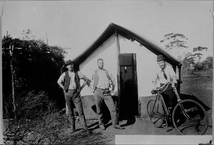 024404PD: Miners camp,Eastern Goldfields, ca 1895-1900 http://encore.slwa.wa.gov.au/iii/encore/record/C__Rb1918645?lang=eng