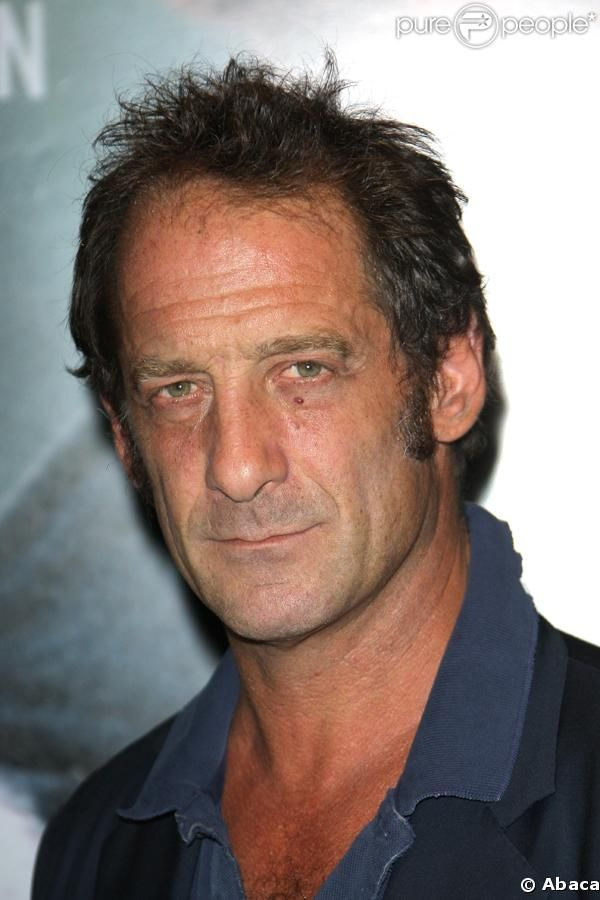 Vincent Lindon, born in 1959