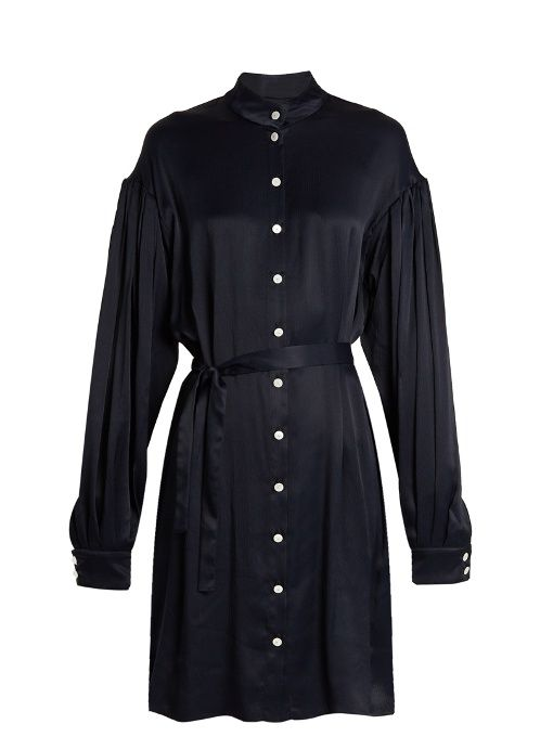 Tiana seersucker shirt dress   Osman - AVAILABLE HERE: http://rstyle.me/n/cpxue9bcukx