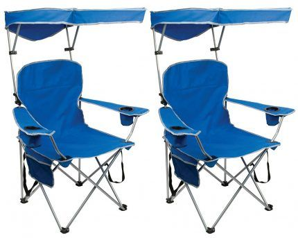 Quik Shade Folding Lawn Chairs