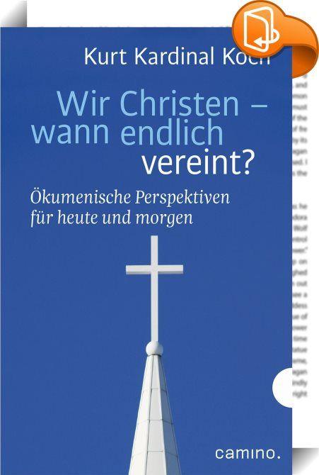 Wir Christen – wann endlich vereint?    :  Wie begleitet die katholische Kirche das »Lutherjahr« und das »Reformationsjubiläum« 2017? Mit bewusster Hinwendung oder in kühler Distanz? Lässt sich die historische Spaltung, die im Gefolge der Reformation entstanden ist, überwinden? Gelingt es »uns Christen«, in alt-neuer Weise »wir« zu sagen? Uns die Hände zu reichen anstatt weiter im Selbstbehauptungsmodus »selbstbewusst« die Faust zu ballen? Wird das Jahr 2017 vielleicht sogar zum Ausgan...