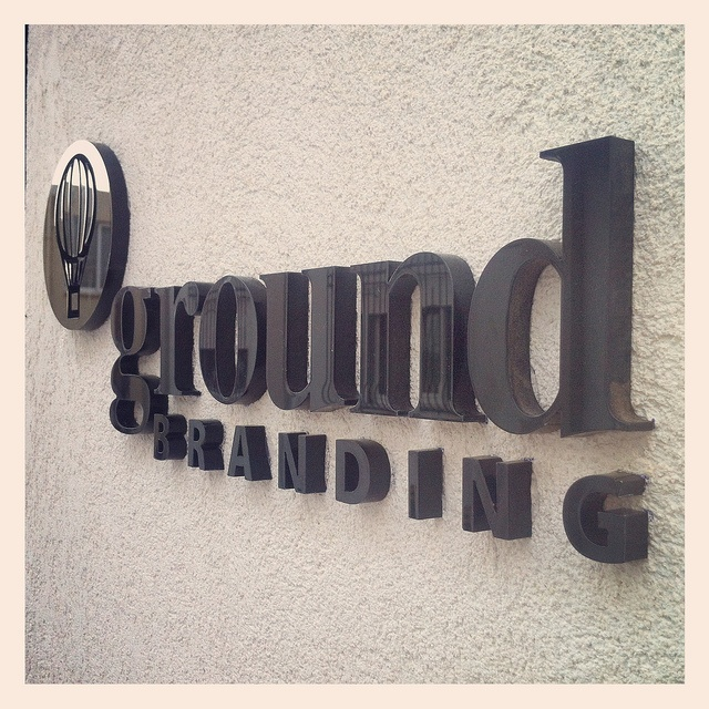 """Just Knock"" by Ground Branding, via Flickr"